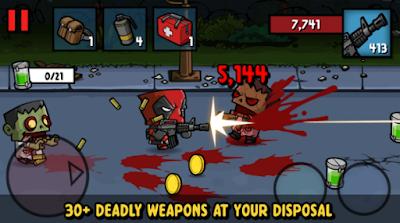 zombie age 3 mod apk unlimited cash