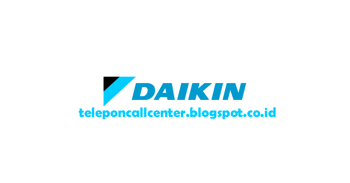 Service Center Ac Daikin Indonesia
