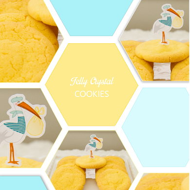 Gluten Free Jelly Crystal Cookies Recipe