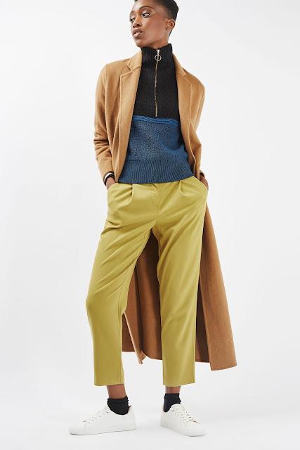 mustard peg trousers, mustard trousers,