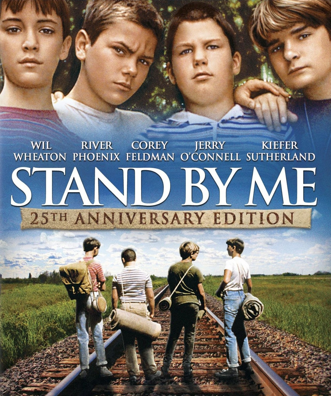 stand by me, locandina