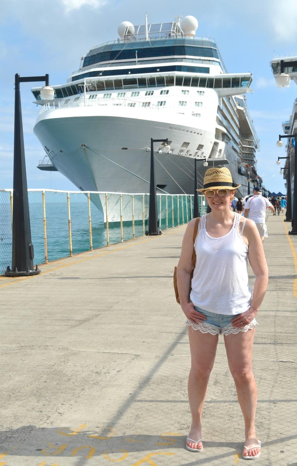 Caribbean Cruise Capsule Wardrobe