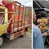 Kecelakaan Ngawi: Karena Selip, Truk Hantam Mobil Box
