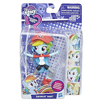 MLP Rainbow Dash Mall Collection Singles EQG Minis