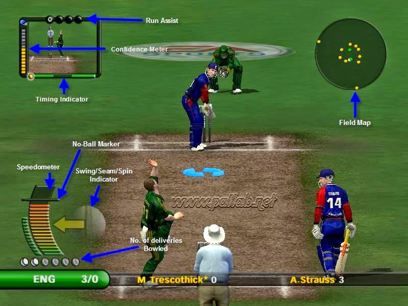 Ea sports cricket free download.