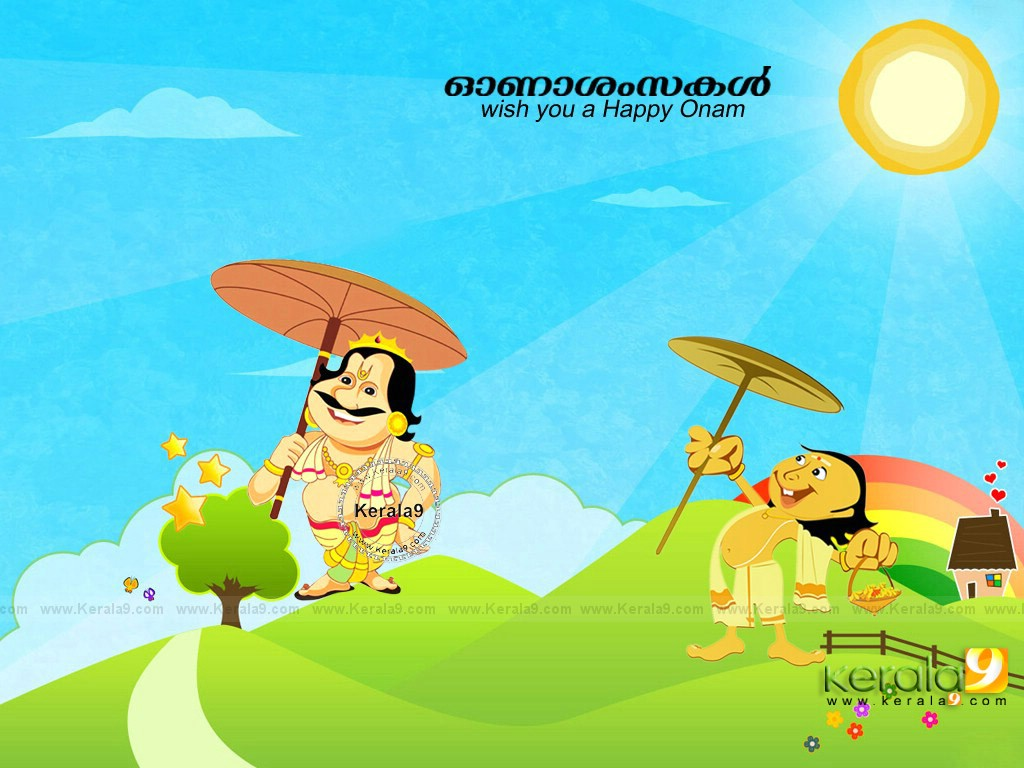 Why Onam In Kerala