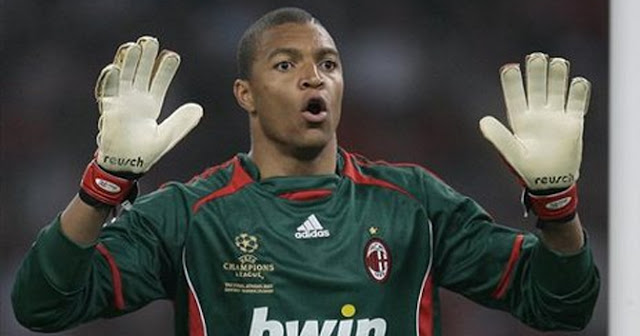 Best players in AC Milan History - Dida