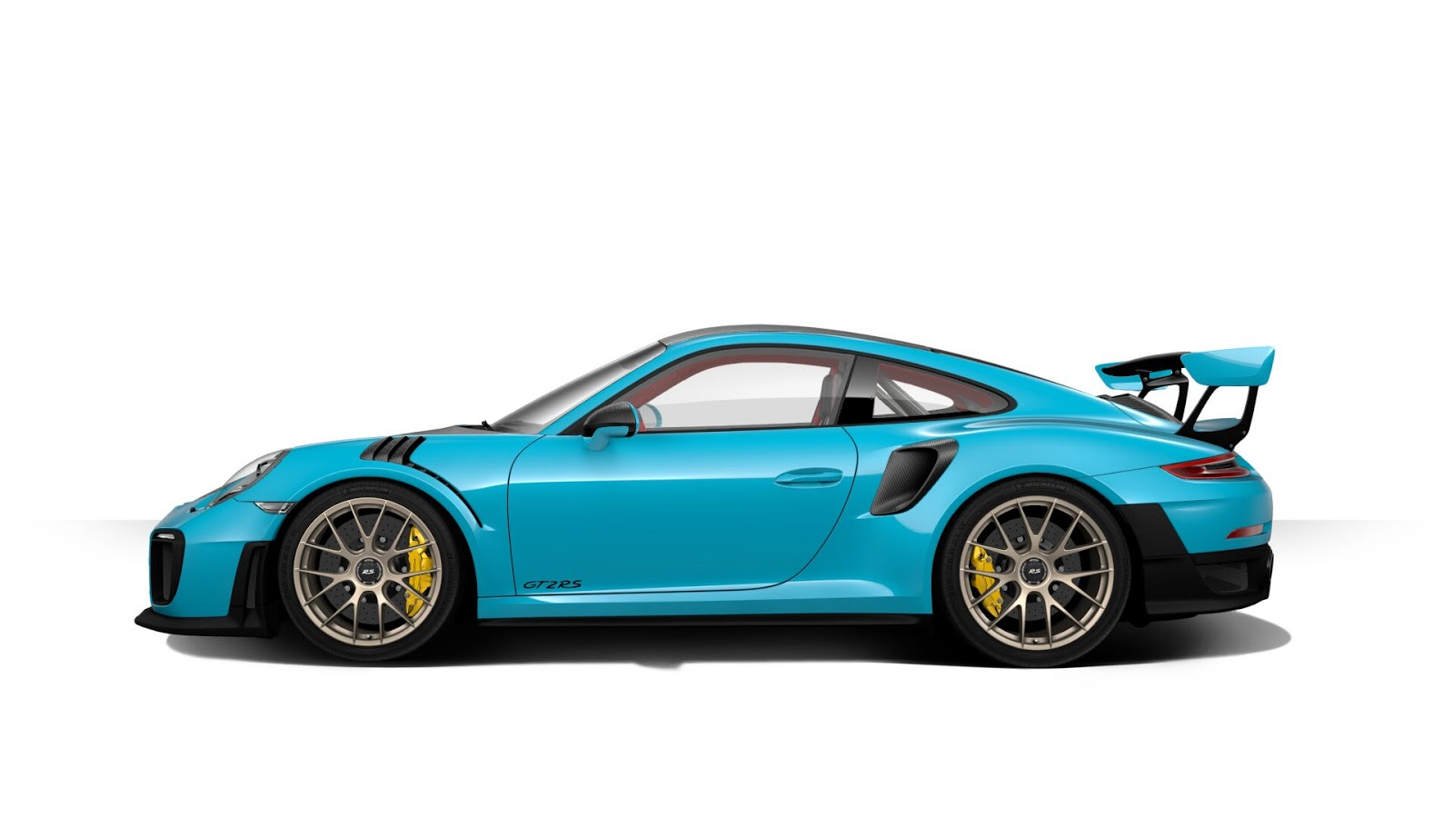 porsche 911 gt2 rs configurator lets you design your final. Black Bedroom Furniture Sets. Home Design Ideas