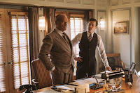 The Last Tycoon Series Matt Bomer and Kelsey Grammer Image 1 (3)