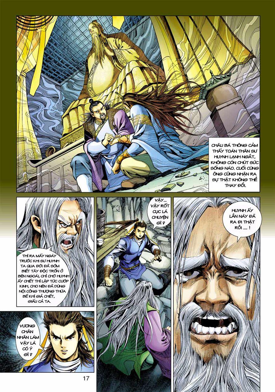 Anh Hùng Xạ Điêu anh hùng xạ đêu chap 41 trang 16