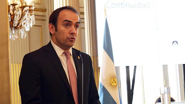 Quintana presentó el plan de acción de la Legislatura porteña