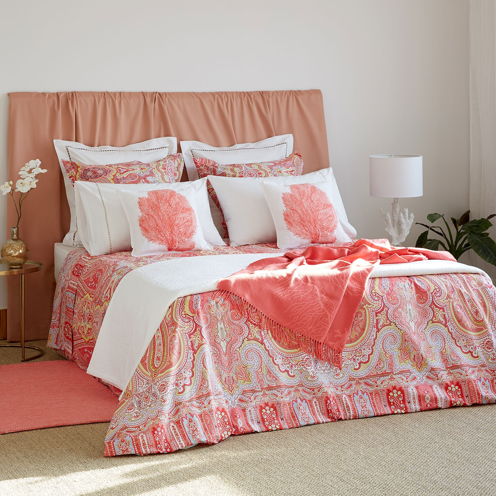 Zara Home y su maravillosa colección de sábanas - Muero de amor por ...