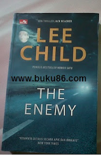 Novel The Enemy Pengarang Lee Child