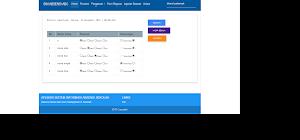 Software Aplikasi Absensi presensi harian siswa untuk sekolah online