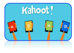 Kahoot learning game, interactive technology, The Reading Roundup