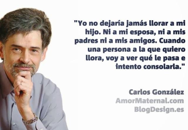 Psicoletra Zaragoza Frases Célebres De Carlos González Niños
