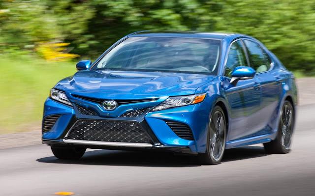 EUA: VW e FCA crescem; Ford, Toyota e Honda caem
