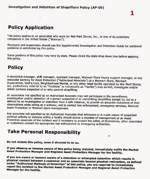 walmart attendance policy 2017 pdf