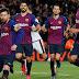 بقيادة ميسي .. برشلونة يهدم حصون أتلتيكو مدريد ليضع يده على لقب الليجا