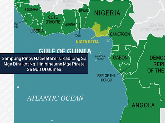 "Two Liberian-owned container ship was hijacked by suspected pirates as it traverses the Gulf of Guinea on Wednesday, the Philippine News Agency reported. the Department of Foreign Affairs confirmed the report that ten of its Filipino crews were abducted.          Ads  Sponsored Links    The Department of Foreign Affairs (DFA)  reported that a total of 10 Filipinos working in two different vessels are ""in the hands of suspected pirates"" in the Gulf of Guinea.    According to Philippine Ambassador to Nigeria Shirley Ho-Vicario, two Filipino seafarers on board a Liberian-flagged container ship were among the 11 crew members kidnapped by pirates who boarded their ship on Saturday, while the other eight Filipinos along with nine other crew members are onboard a Panamanian-registered tanker which was hijacked by suspected pirates on October 29, both at the Gulf of Guinea.    As of this posting, the Philippine embassy in Nigeria is exerting efforts to locate the 10 seafarers and secure their safe release, the Ambassador said.    It was not clear though if the seafarers were taken by the same group of pirates who abducted seven Filipinos on board a Swiss-flagged vessel off Nigerian waters last month, who were released on October 28. they are now in Zurich, Switzerland waiting for repatriation anytime very soon.  Filed under the category of Liberian-flagged container ship, hijacked, pirates, Gulf of Guinea, Philippine News Agency, Department of Foreign Affairs , Filipino crews, abducted."