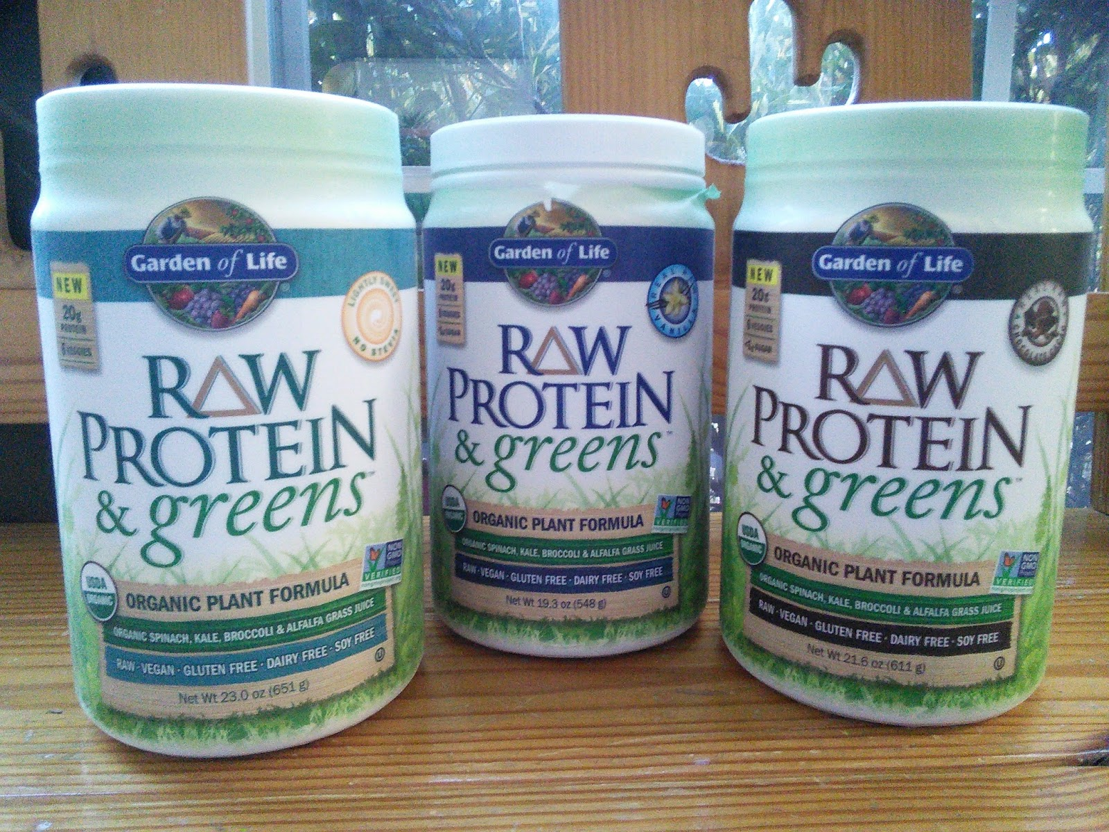 Mom Knows Best Garden Of Life Raw Protein Greens Giveaway