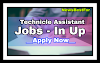 Technical Assistant job in up - Apply Online