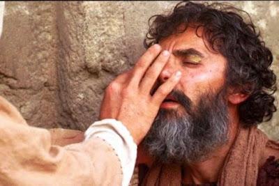 4. Niedziela Wielkiego Postu (A)  – Aby światłość Boża rozświetlała nas