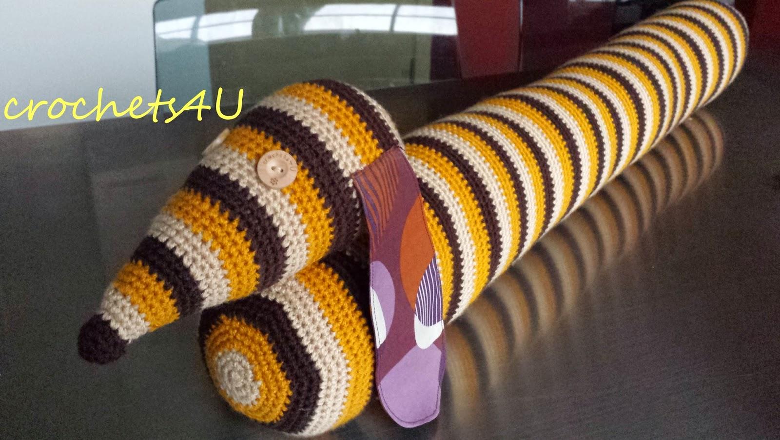 Crochets4u Gratis Haakpatroon Tochthond