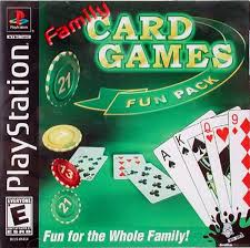 Family Card Game Fun Pak - PS1 - ISOs Download