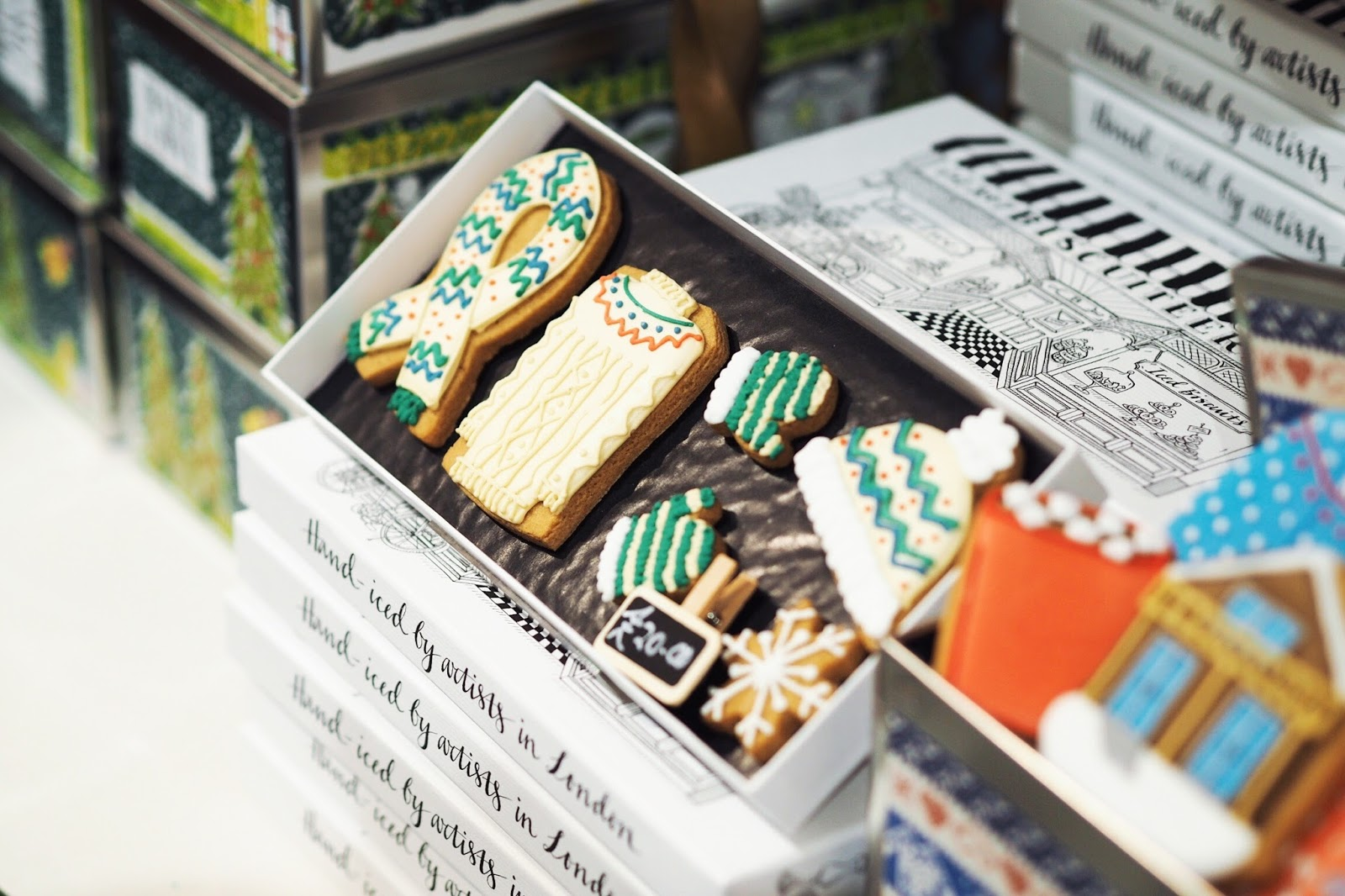 Biscuiteers notting hill christmas