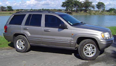 Grand Cherokee Service Manual: JEEP GRAND CHEROKEE WJ 2000