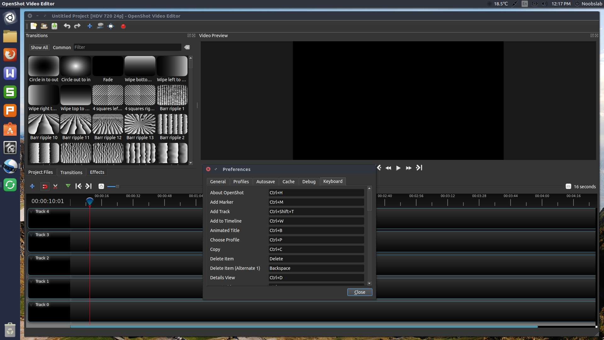 OpenShot Video Editor Reached to version 2 4 4, Install in