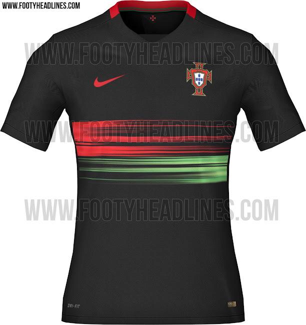 La espectacular camiseta que lucirá Cristiano Ronaldo con la ... c67f13112fdf1