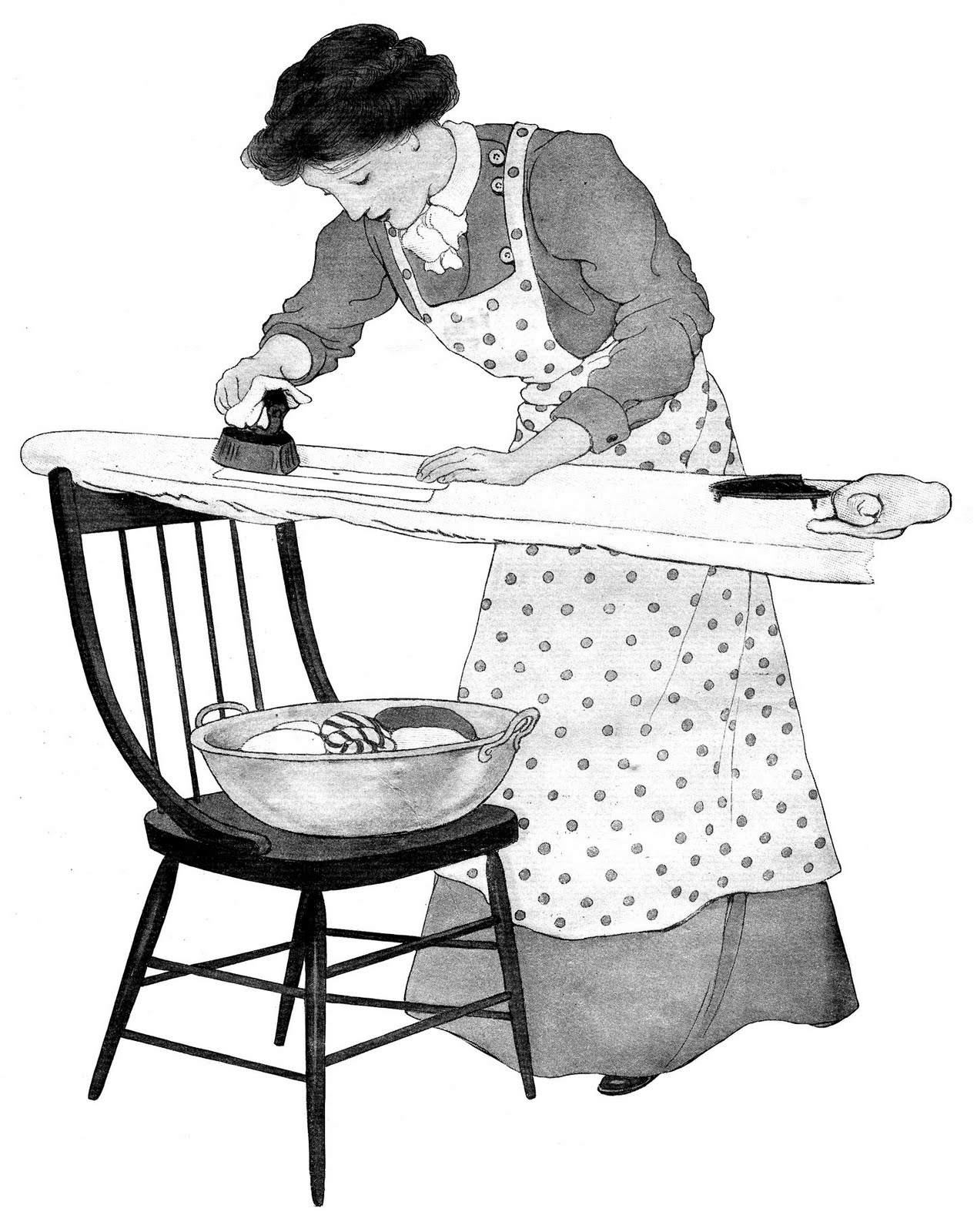 Image result for ironing on monday