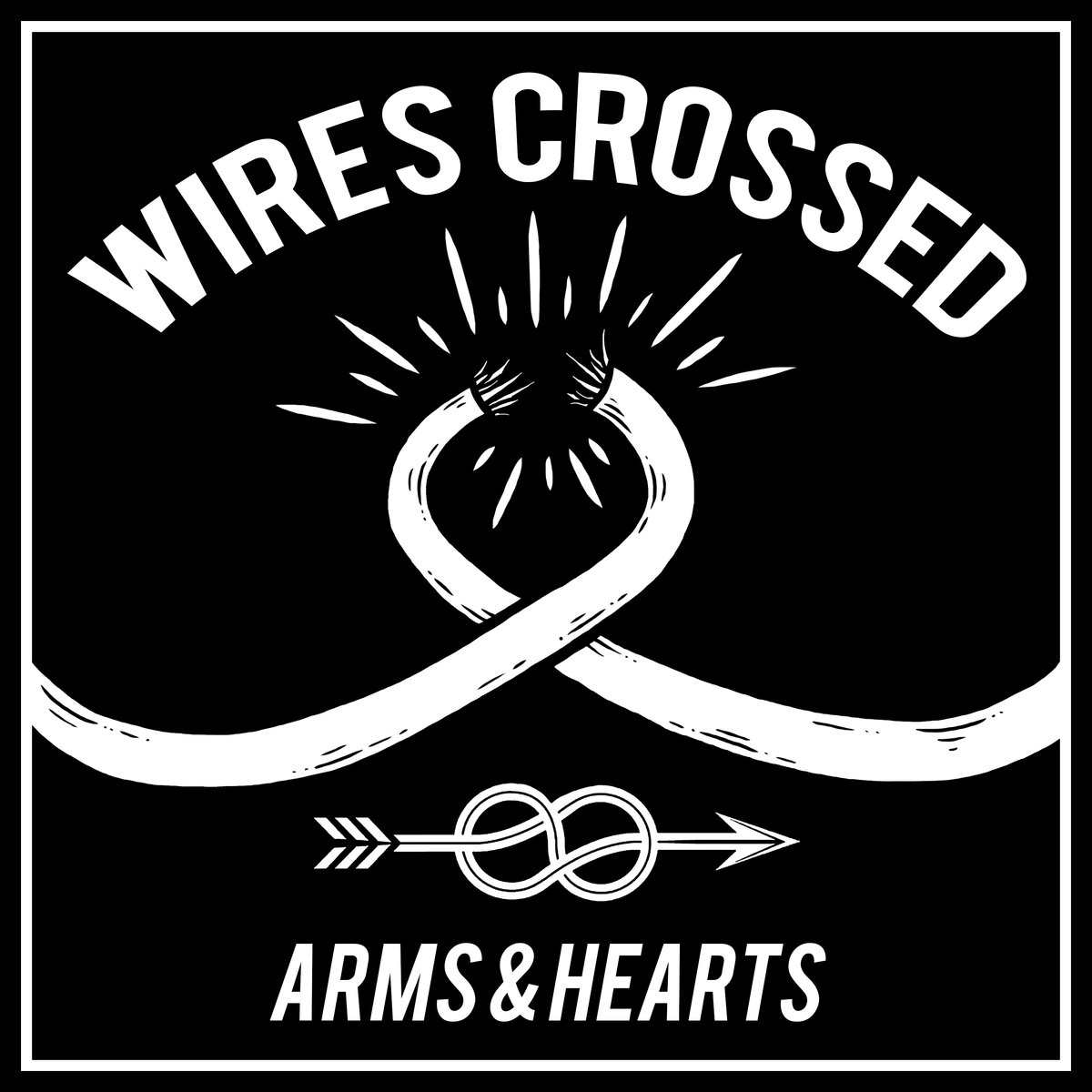 Colin\'s Punk Rock World: Album Review: Wires Crossed by Arms & Hearts
