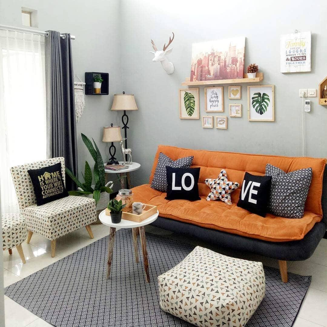 Dekorasi Ruang Tamu Minimalis Yang Unik Homeshabby Com Design Home Plans Home Decorating And Interior Design