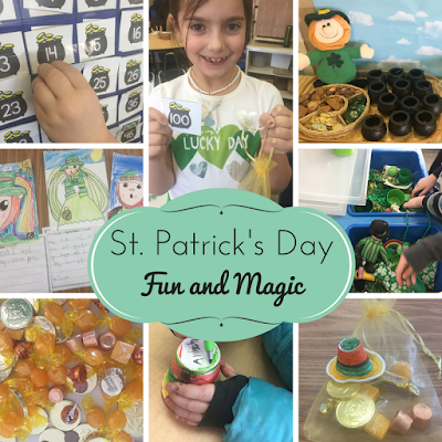 St. Patrick's Day Fun and Magic