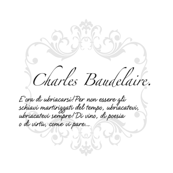 Frasi Baudelaire I Fiori Del Male