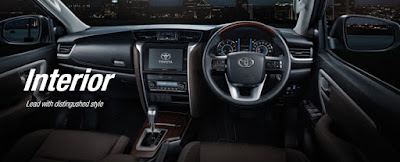 Interior All-New-Fortuner