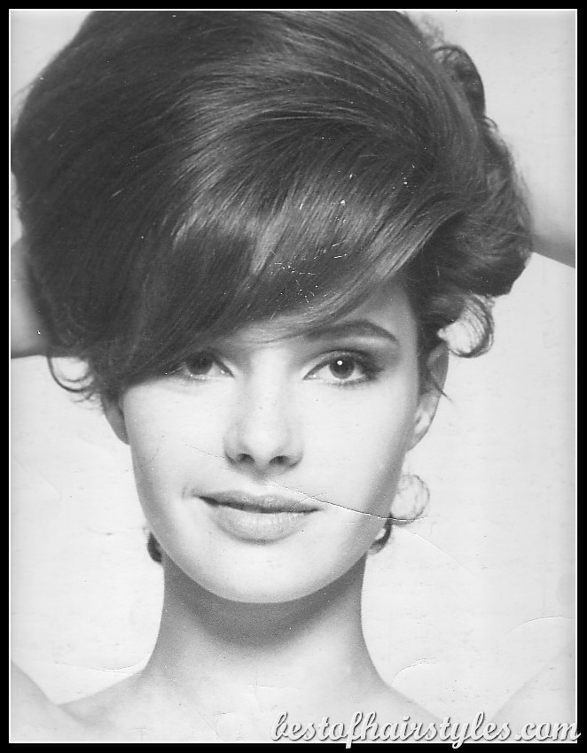 Women Trend Hair Styles for 2013: 1960S Hairstyles