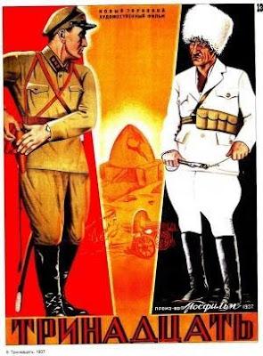 Los Trece (1937) de Mikhail Romm
