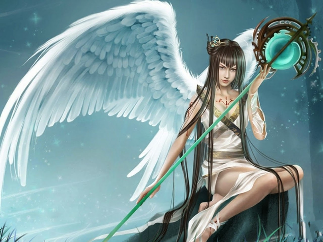 4k Wallpaper Cute League Angel Wallpapers Beautiful Wallpapers Collection 2018