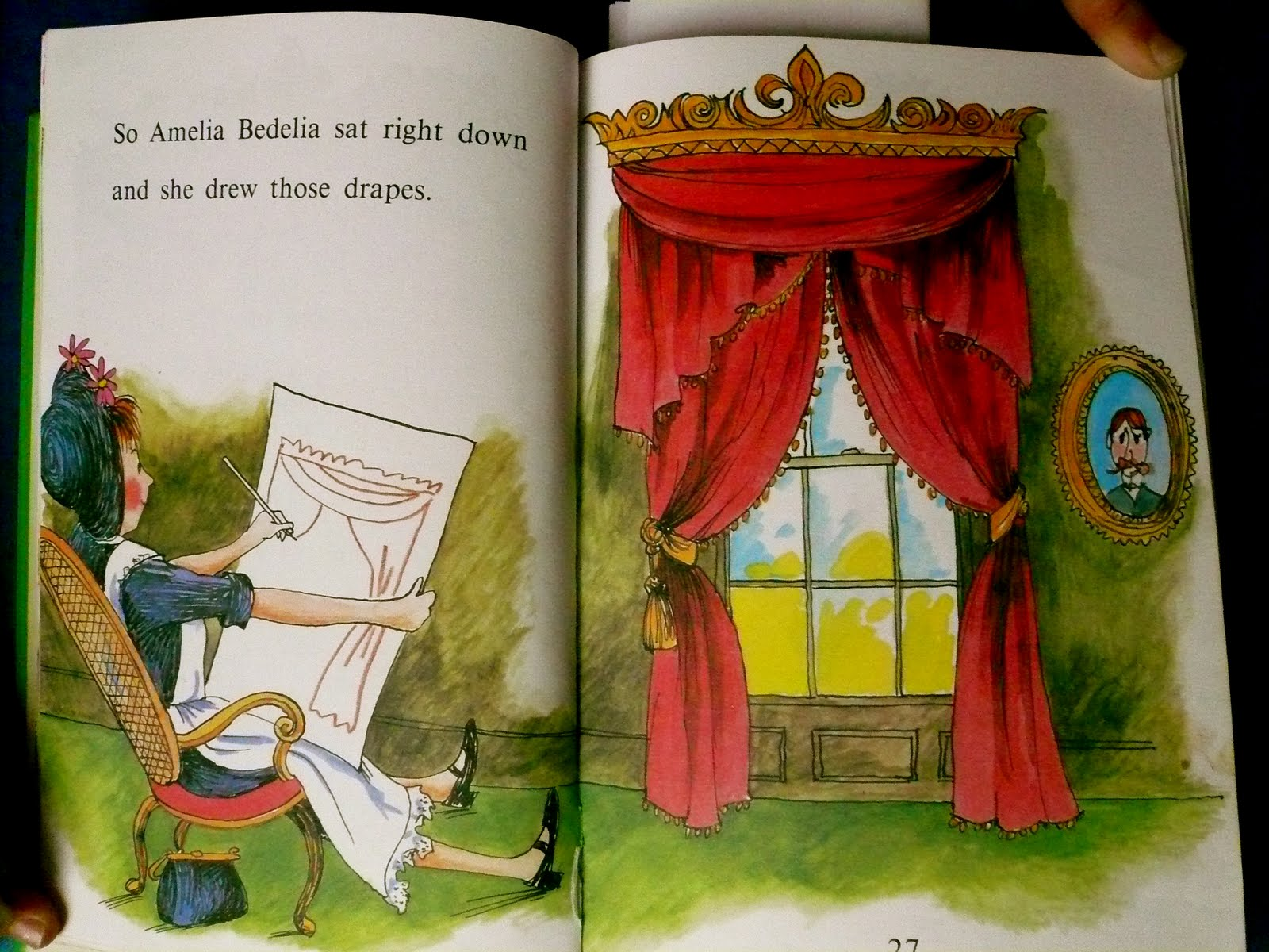 Happy Annebeth The Amelia Bedelia Story Or All Mixed Up