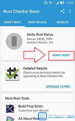 Cara Mengetahui Hp Android Sudah di Root atau Belum