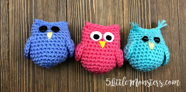 Quick and Easy Owl - INSTANT DOWNLOAD PDF Knitting Pattern | Owl ... | 373x750