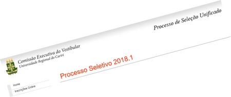 URCA divulga Edital do vestibular 2018.1