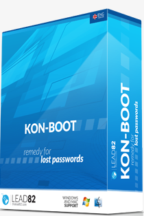Lupa Password Komputer | Konboot