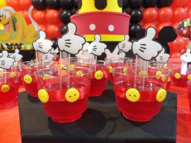 Festa Mickey Mouse: Decoração festa infantil Mickey Mouse