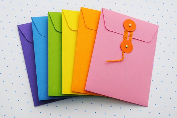 Membuat Amplop Unik Untuk Hadiah Lebaran