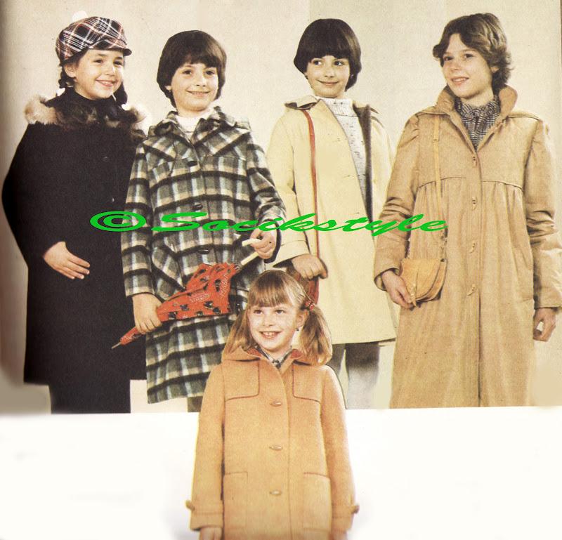 ec792dd6e3e SOCÍK STYLE-Ostalgia  Československá detská móda 1981-85